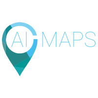 Virtual office for AI Maps